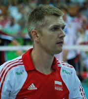Paweł Zagumny - czołowy rozgrywający reprezentacji Polski