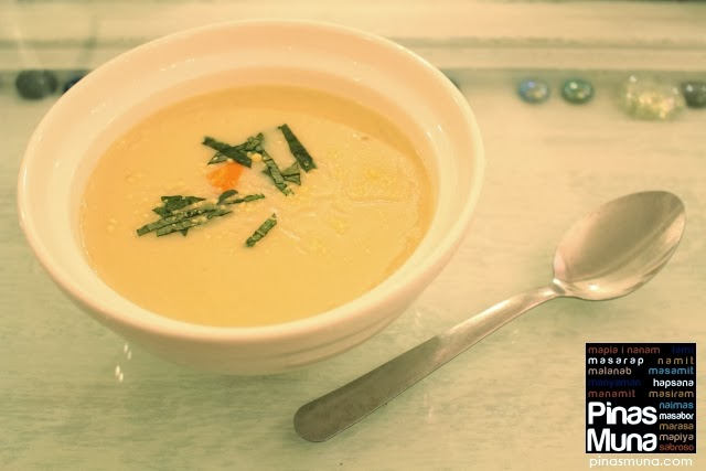 Seafood Chowder by Cucina ni Bunso