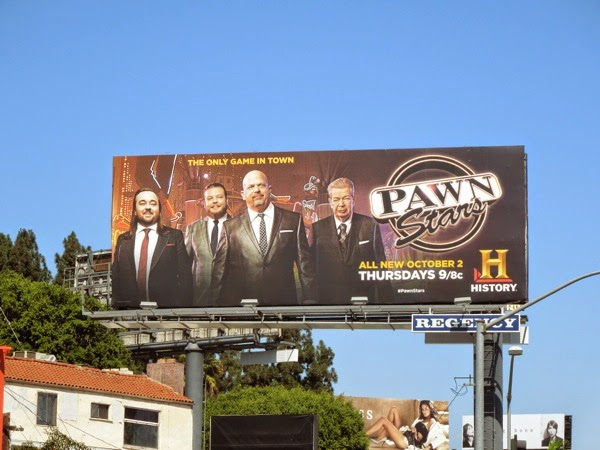 Pawn Stars season 9 billboard