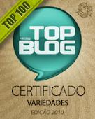 PREMIO TOP BLOG 2010