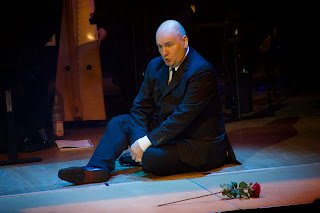 John Mark Ainsley at Orfeo at the Barbican Centre, with Academy of Ancient Music