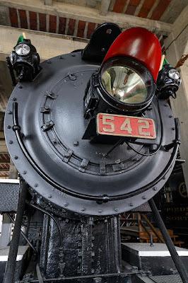 Southern Railway's #542 2-8-0
