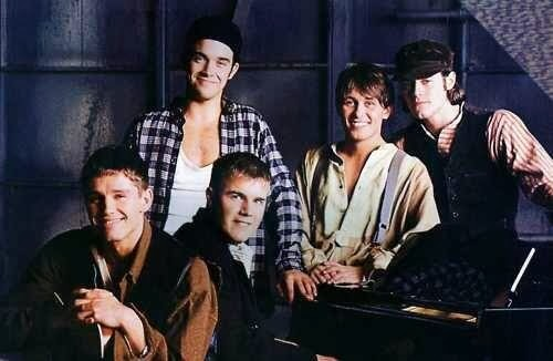 Take That - Babe (Official Video) - YouTube