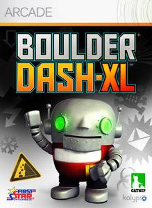 Boulder Dash XL-FLT