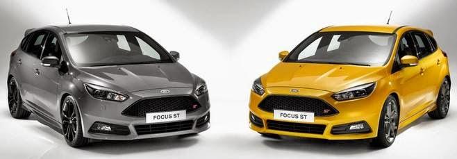 Ford Focus ST 2015 Exterior
