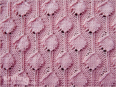 Free Knitting Stitch Gallery : The Ultimate Gallery Of Knitting Stitch Patterns - Over 250 Stitches For Free