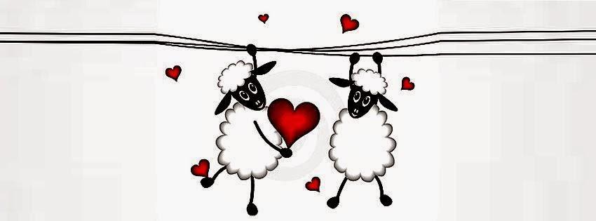 Couverture facebook deux amour
