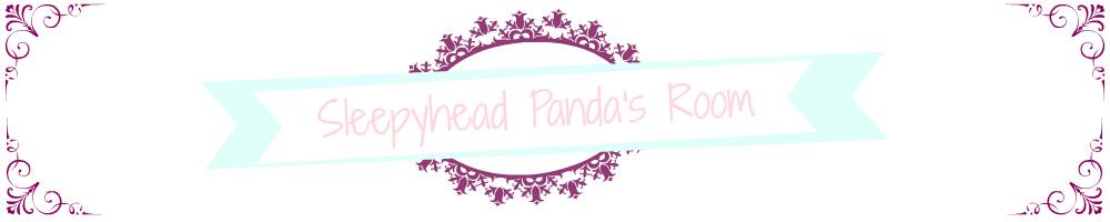 Sleepyhead Panda's Room