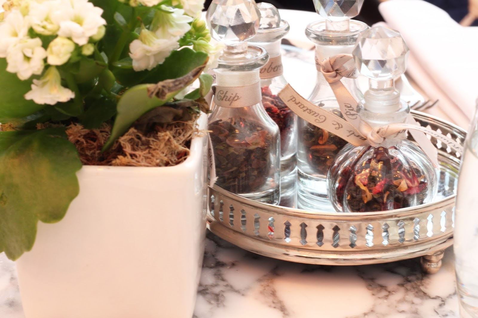 sanderson mad hatter afternoon tea review