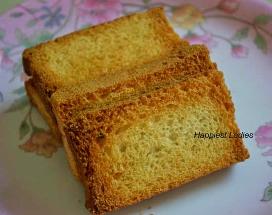 Whole Wheat Rusk