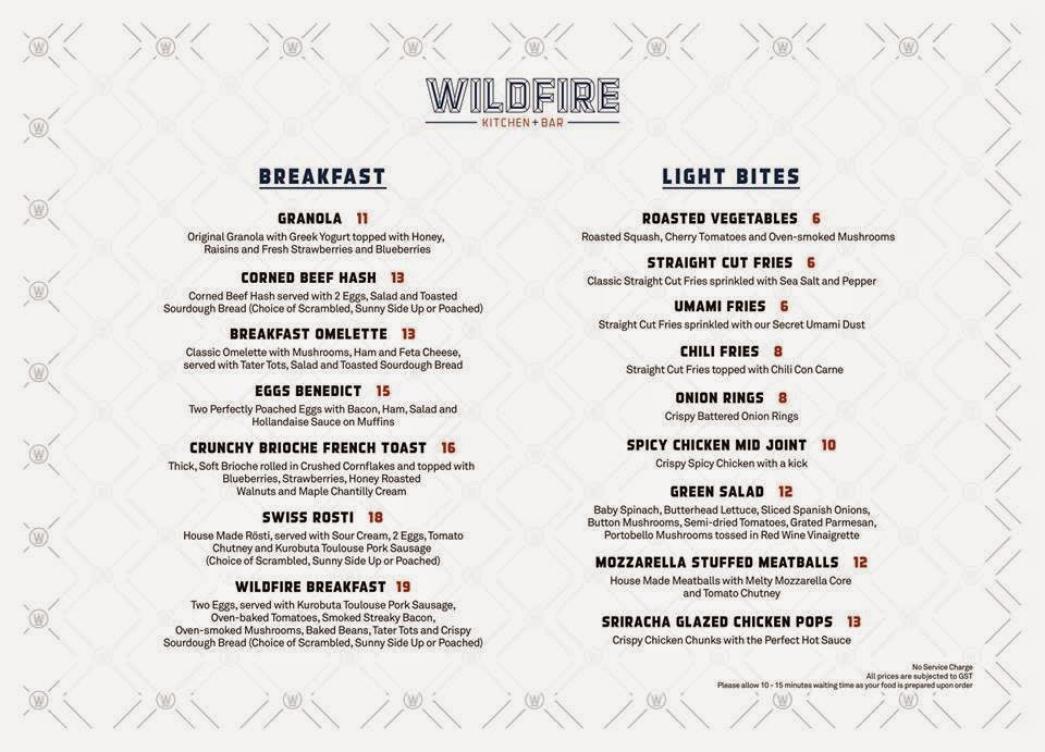 The Awesome 3: Wildfire Kitchen + Bar