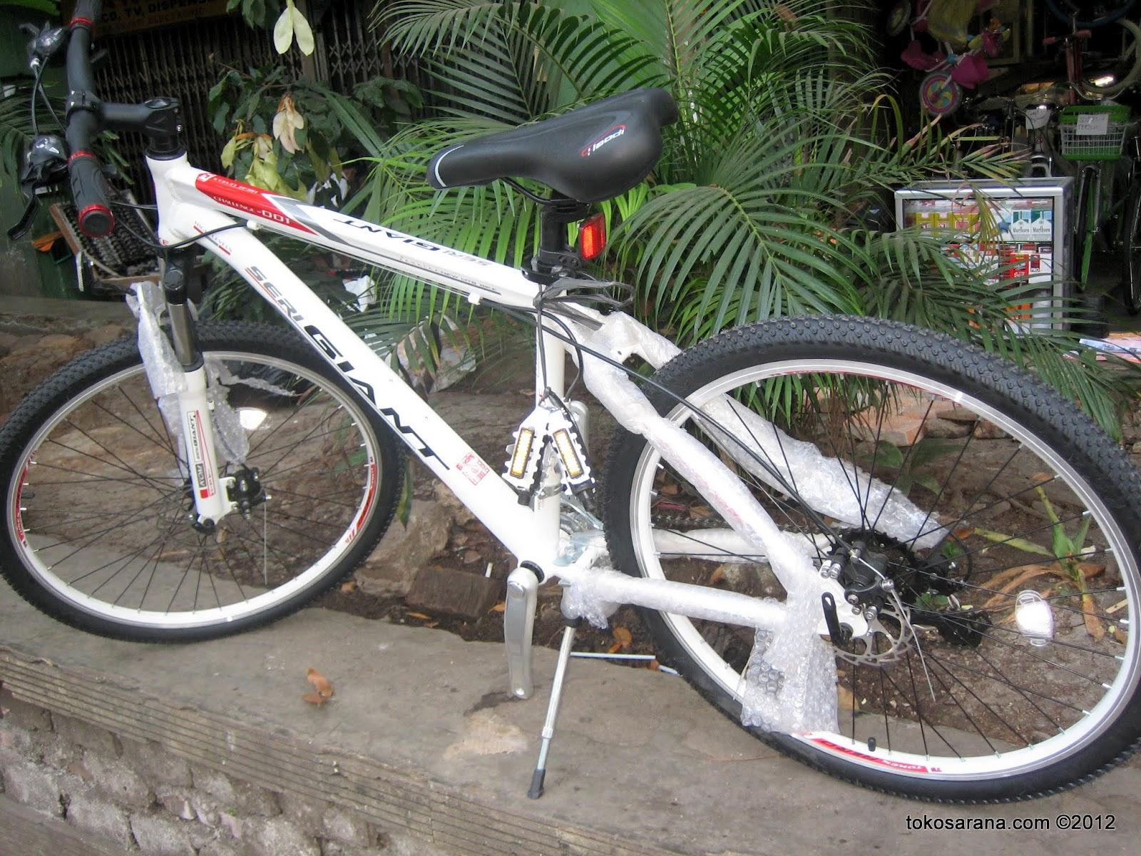... Sukses™: Sepeda Gunung Giant Challenge Aluminium Alloy Frame 26 Inci