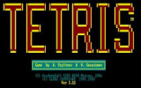 first tetris