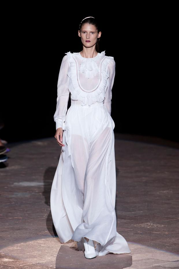 Cool Chic Style Fashion Runway Francesco Scognamiglio Spring Summer 2013