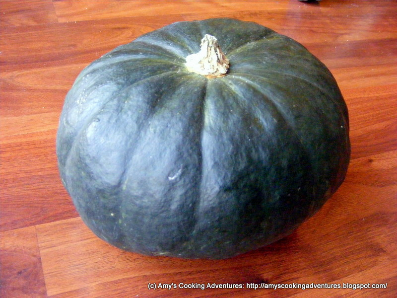 This is a buttercup squash