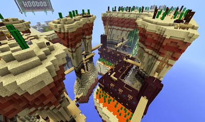 [Maps] Minecraft Hoodoo Map 1.6.4/1.6.2
