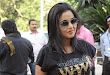 Actress Poorna photos at Memu Saitam Cricket