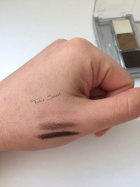 Wet N Wild Ultimate Brow Kit-Kaş Kiti