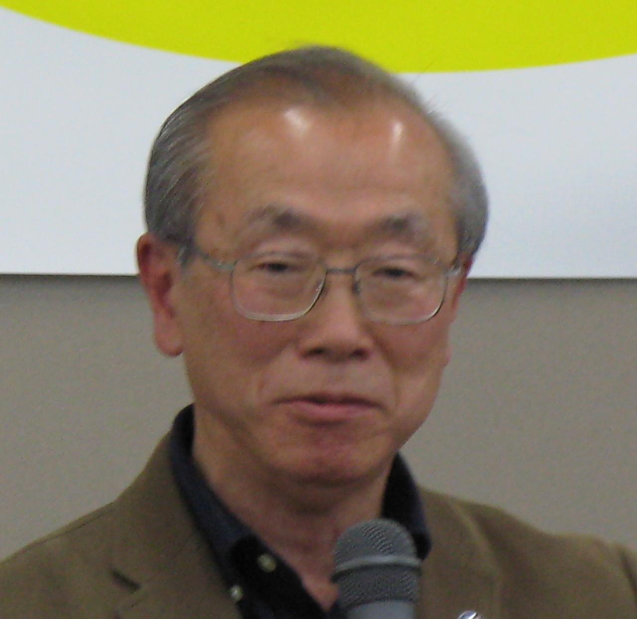 総会発言 磯崎四郎さん(日野革新懇)
