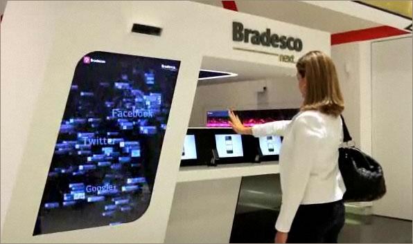 De todo un poco la oficina bancaria del futuro - Oficina virtual del ca ...