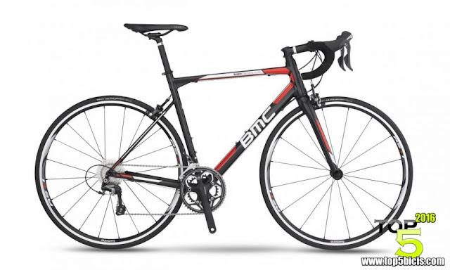 BMC TeamMachine ALR01, a la altura de las mejores en aluminio