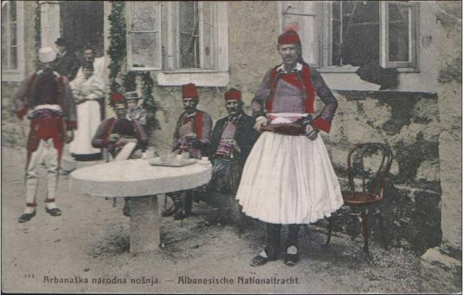 Αlbania-Arbanaska(Gegëria)