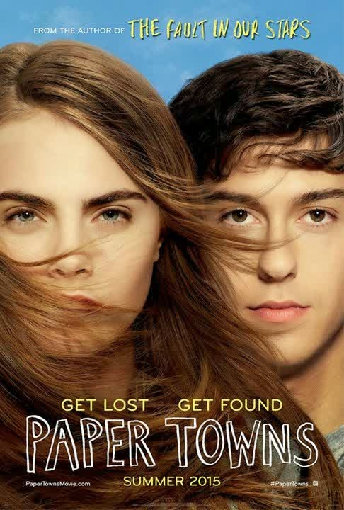 Paper Towns (2015) BluRay 800MB Subtitle Indonesia