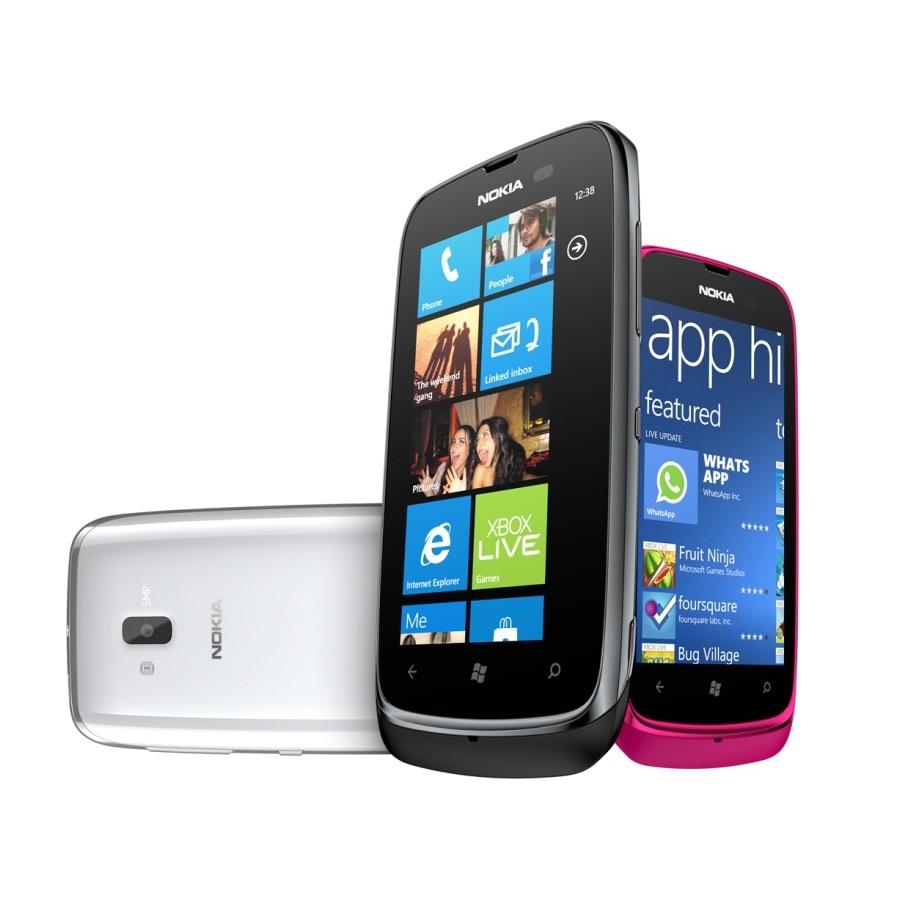 Nokia Lumia New Phones