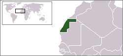 MAPAS DE LA REPÚBLICA ARABE SAHARAUI DEMOCRÁTICA.