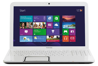"TOSHIBA Satellite L850-1LK 15.6"" Laptop"