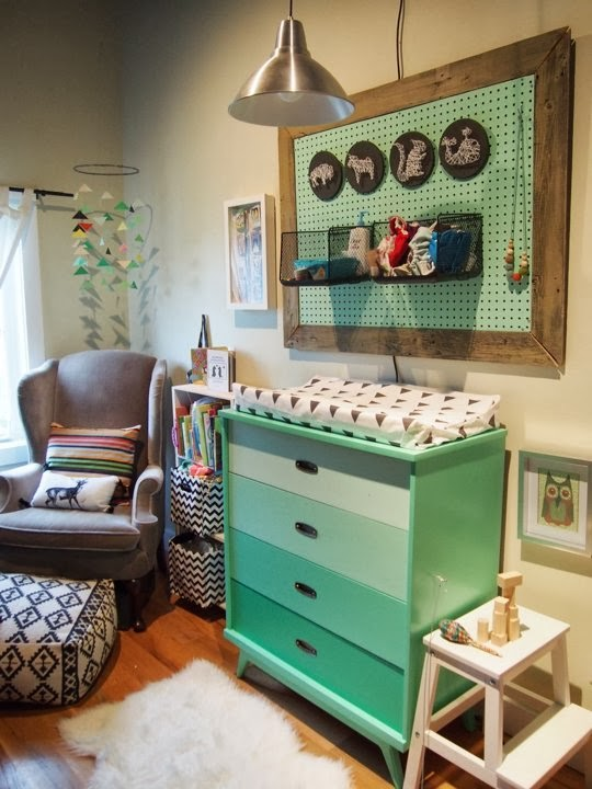 http://www.apartmenttherapy.com/baby-captons-captivating-nursery-my-room-194666