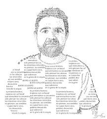 DIBUJOS TIPOGRÁFICOS DE POETAS. ALFONSO AGUADO ORTUÑO