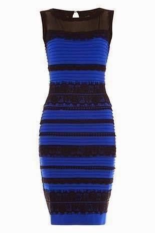 the dress real color