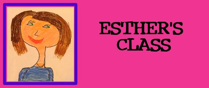 ESTHER ´S CLASS