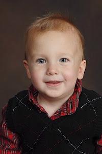 Ryan Josiah 17 Months