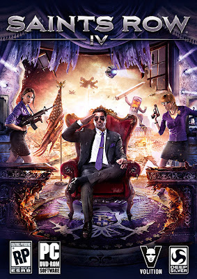 Saints Row IV Commander In Chief Edition PC