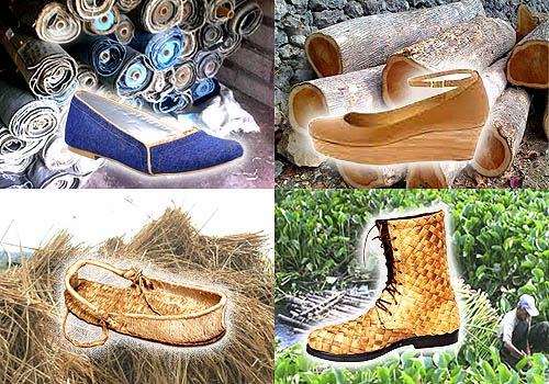 Jenis Bahan Sepatu Wanita