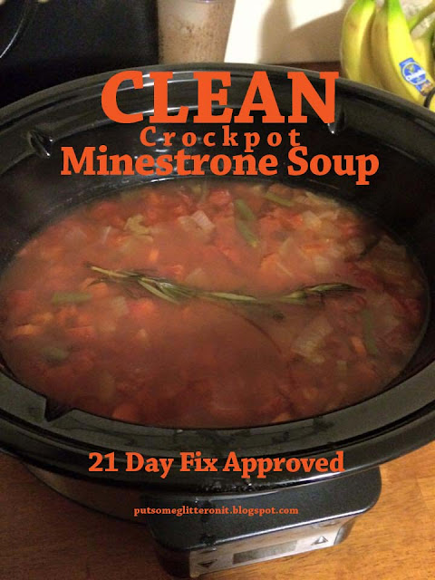 clean eating crockpot soup