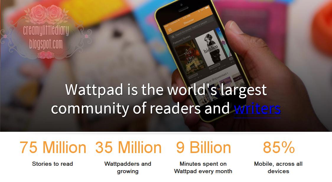 Baca Novel Online Percuma di Wattpad