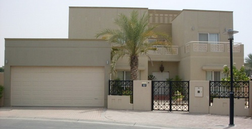 New home designs latest uae home designs for Modern home decor dubai