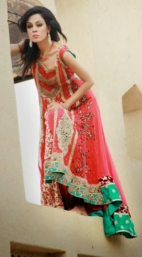 Nouvelle Eid Dresses for Brides