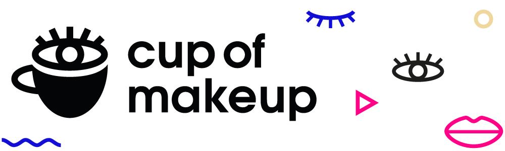 a cup of makeup