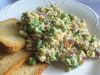 Chickpea Salad with Vegan Mayonnaise