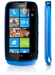 Nokia Lumia 610 Harga Spesifikasi
