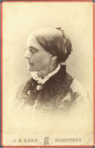 susan b anthony quotes. Susan B. Anthony was