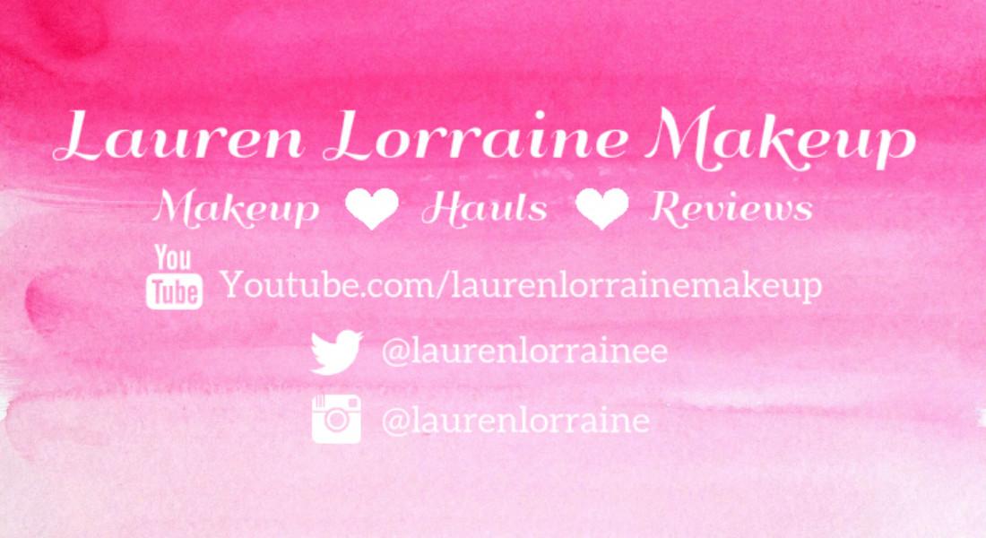 Lauren Lorraine Makeup