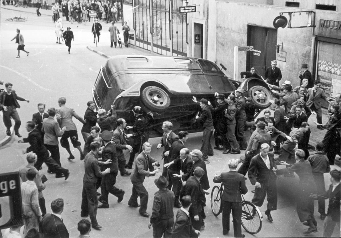 Blog: Augustoprøret 1943 Live