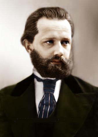 Pyotr Ilyich Tchaikovsky Tschaikowsky - Radio-Sinfonie-Orchester Frankfurt - Sinfonische Werke Fatum / Das Gewitter / Der Wojewode / Der Sturm