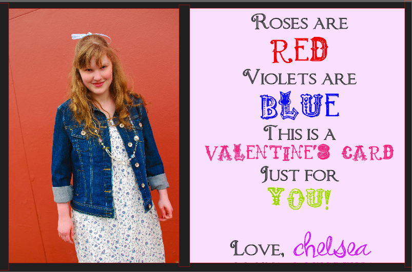 Alabama Slacker Mama Happy Valentines Day Everyone – Valentines Day Card Examples