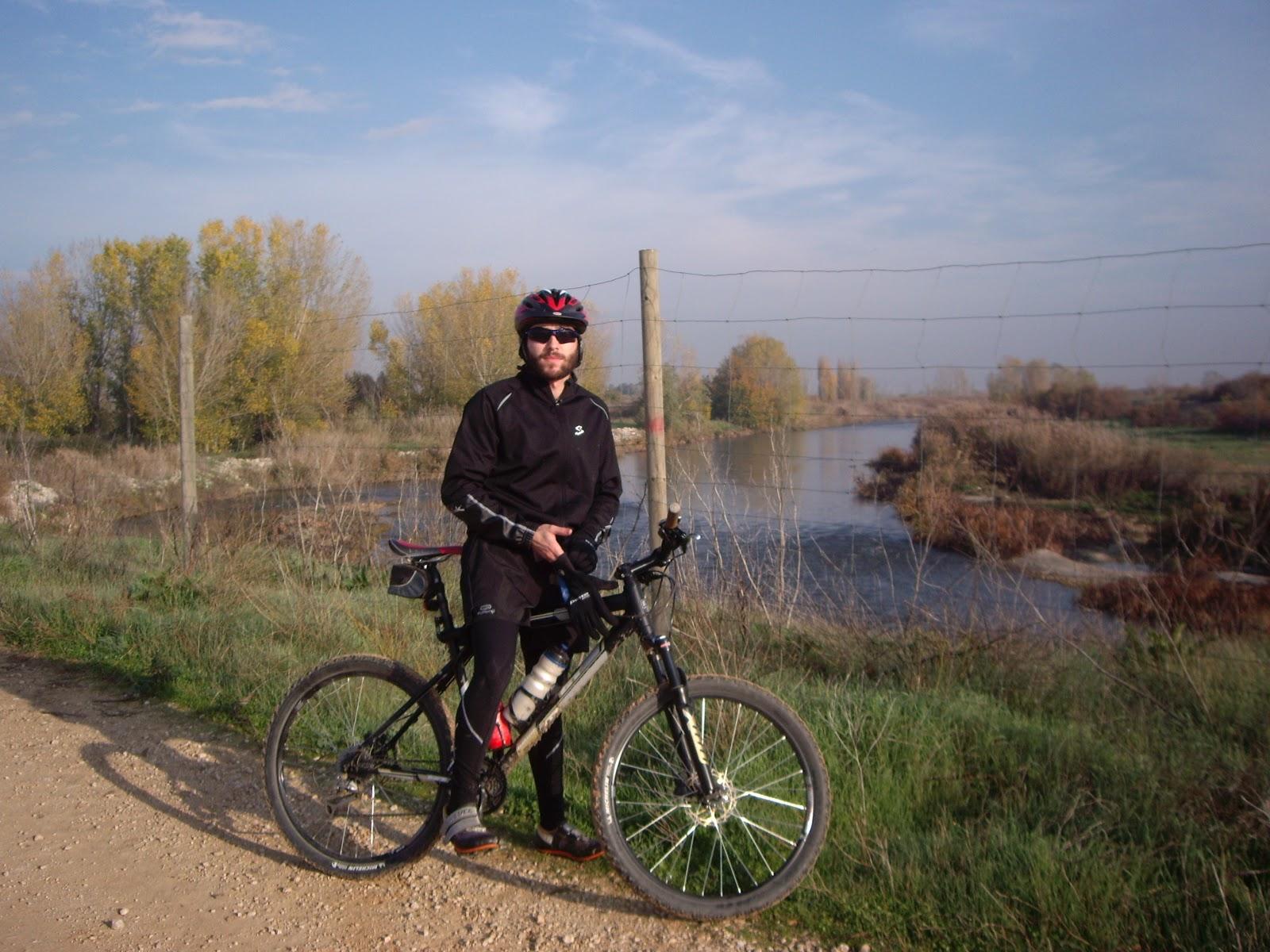 Mis rutas y viajes en bicicleta mtb la ruta de la fresa for Como llegar a getafe